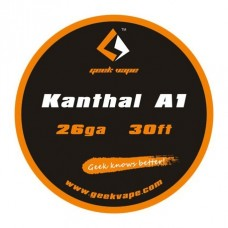GeekVape Bobina Kanthal A1 26 30ft