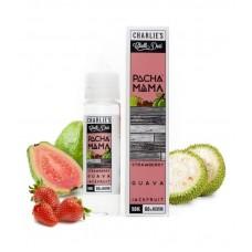 Pacha Mama Strawberry Guava Jackfruit 0mg (BOOSTER)