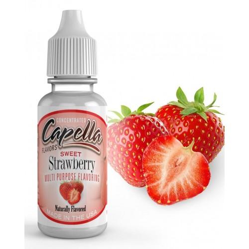 Aroma Capella Sweet Strawberry 13ml
