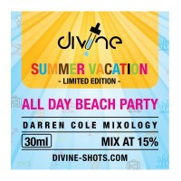 Aroma Chefs Flavours Divine All Day Beach Party