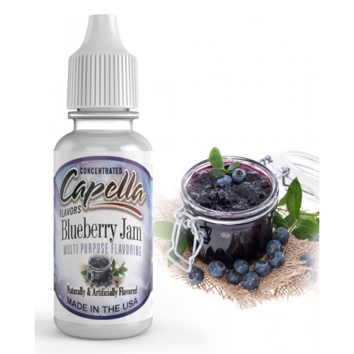 Aroma Capella Blueberry Jam 13ml