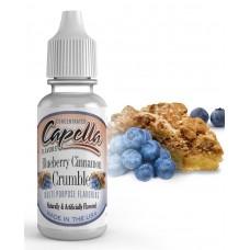 Aroma Capella Blueberry Cinnamon Crumble 13ml