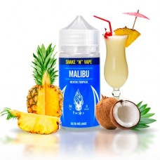 Halo Malibu 50ml 0mg (BOOSTER)