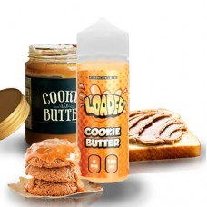 Loaded Cookie Butter 100ml (Booster)