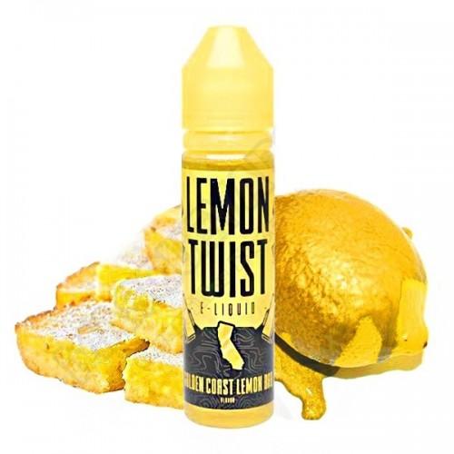Lemon Twist Golden Coast Lemon Bar 50ml (Booster)