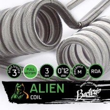 Bacterio Coils Alien Full Nichrome
