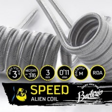 Bacterio Coils Alien SS316-N80