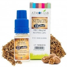 Atmos Lab Nutacco Salted Mist 10ml 18mg