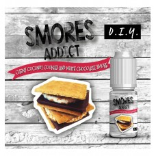 Aroma Smores Addict Chewy Coconut Cookies And White Chocolate