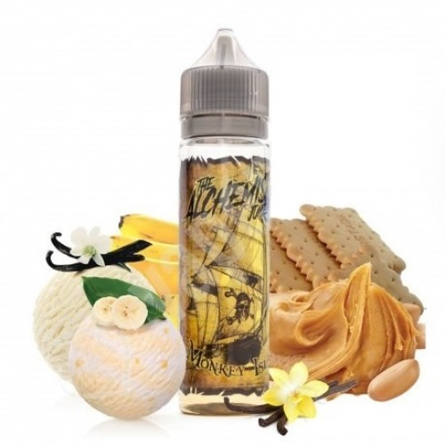 The Alchemist Juice Monkey Island 50ml (Booster)
