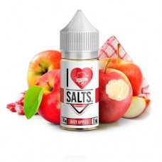 Mad Hatter I Love Salts Juicy Apples 10ml 20mg