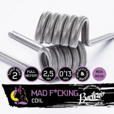 Bacterio Coils Mad F-cking Coil