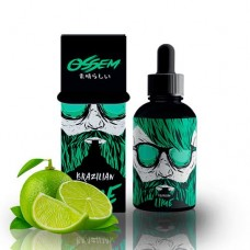 Ossem Juice Brazilian Lime 50ml (Booster)