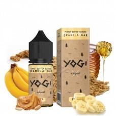Aroma Yogi Peanut Butter and Banana Granola Bar