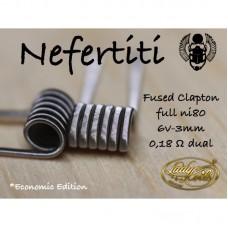 Lady Coils Nefertiti