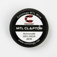 Coilology Bobina Ni80 MTL Clapton