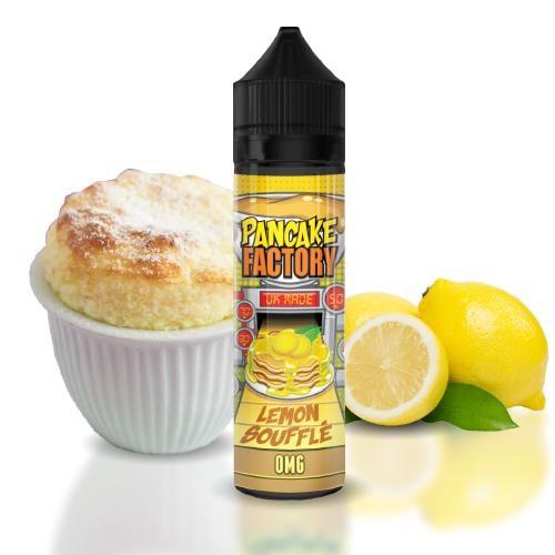 Pancake Factory Lemon Souffle 50ml (Booster)