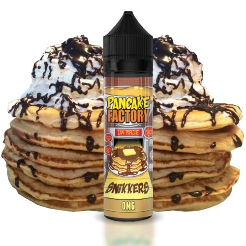 Pancake Factory Snikkers 50ml (Booster)