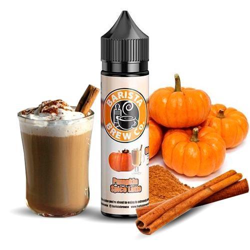 Barista Brew Pumpkin Spice Latte 50ml (Booster)