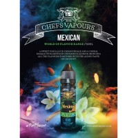 Chefs Flavours Mexican 50ml (Booster)