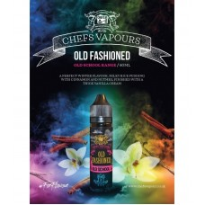 Chefs Flavours Old Fashioned 50ml (Booster)