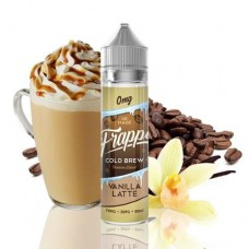 Frappe Cold Brew Vanilla Latte 50ml (Booster)