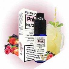 Element Pink Lemonade Salt 10ml 20mg