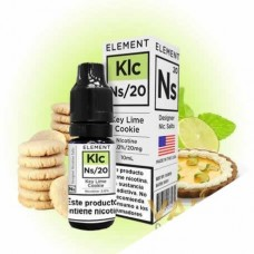 Element Key Lime Cookie Salt 10ml 20mg