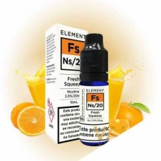 Element Fresh Squeeze Salt 10ml 20mg