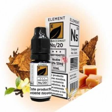 Element Honey Roasted Tobacco Salt 10ml 20mg