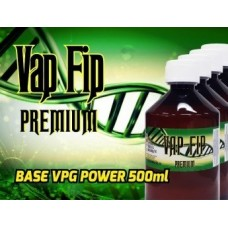 Base Vap Fip VPG 500ml 20PG/80GV 0mg