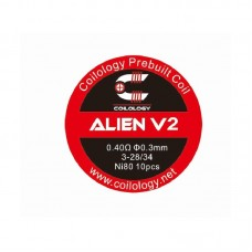Coilology Alien V2 0.40ohm x 10