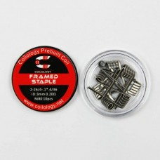 Coilology Framed Staple 0.20ohm x 10