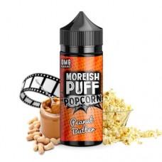 Moreish Puff Popcorn Peanut Butter 100ml (Booster)