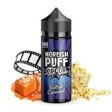 Moreish Puff Popcorn Salted Caramel 100ml (Booster)