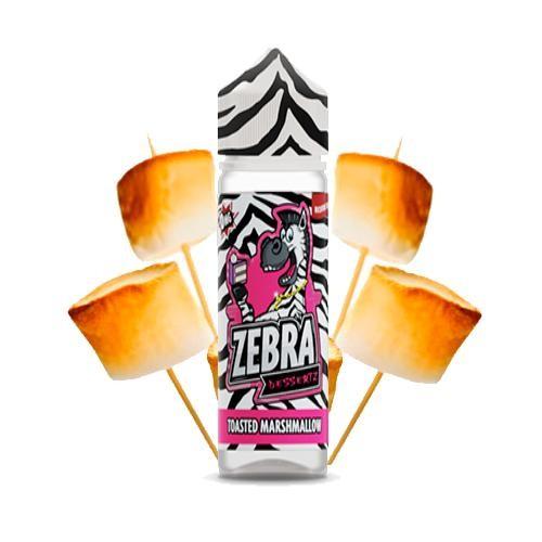 Zebra Juice Dessertz Toasted Marshmallow 50ml (Booster)