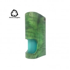 Artic Dolphin Amber Squonk Bf Green Like
