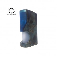 Artic Dolphin Amber Squonk Bf Blue Like