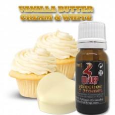 Aroma Oil4Vap Vanilla Butter Cream and White