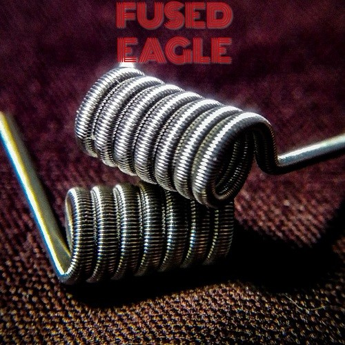 Daido Coils Fused Eagle