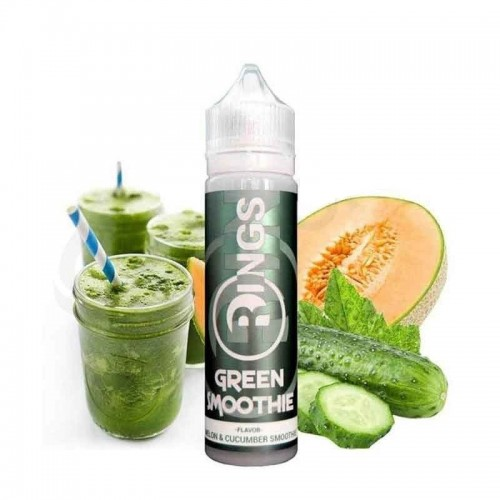 Rings Green Smoothie 50ml (Booster)