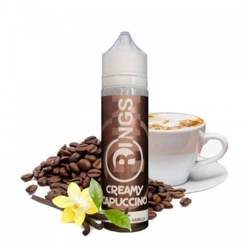 Rings Creamy Capuccino 50ml (Booster)