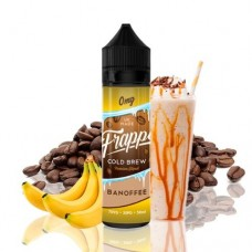 Frappe Cold Brew Banofee Coffee 50ml (Booster)