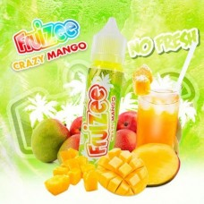Fruizee Crazy Mango Sin Frescor 50ml (Booster)