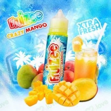 Fruizee Crazy Mango 50ml (Booster)