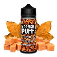 Moreish Puff Tobacco Butterscotch 100ml (Booster)