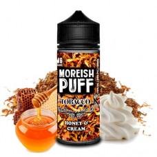 Moreish Puff Tobacco Honey And Cream 100ml (Booster)