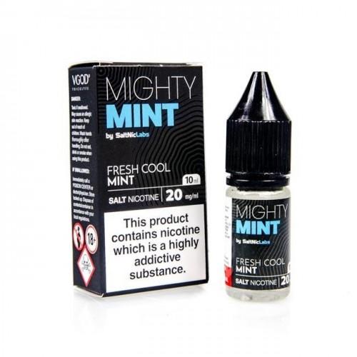 VGod Salt Nic Mighty Mint 10ml 20mg