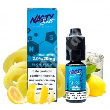 Nasty Salt Slow Blow 10ml 10mg