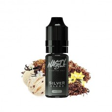 Nasty Salt Silver Blend 10ml 20mg